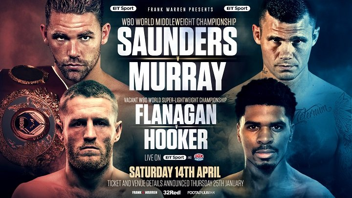 Billy Joe Saunders Martin Murray Boxing News British Boxing