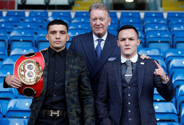 Lee Selby and Josh Warrington to discuss their fight