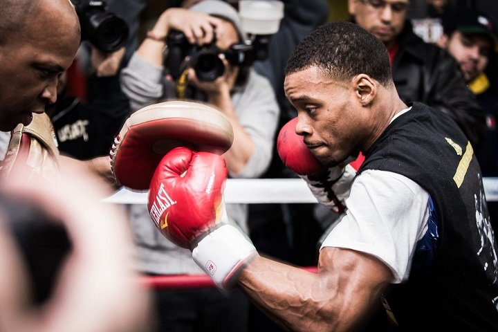 Errol Spence Jr. Lamont Peterson Boxing News