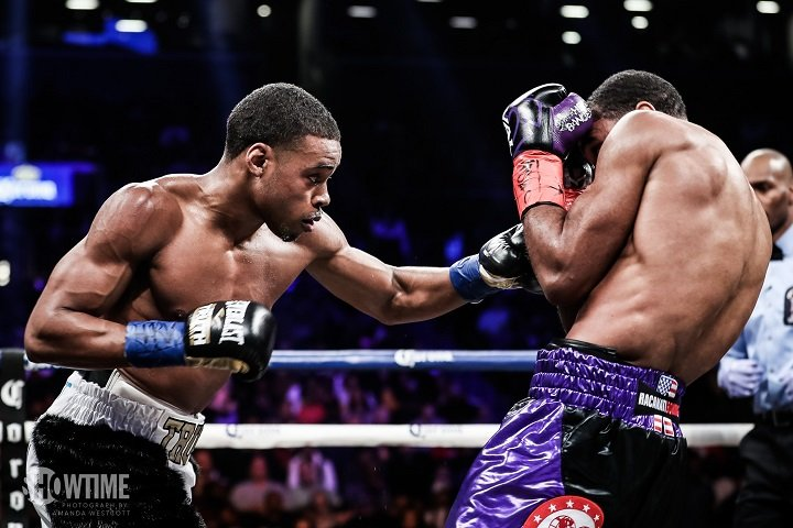 Carlos Ocampo Errol Spence Boxing News