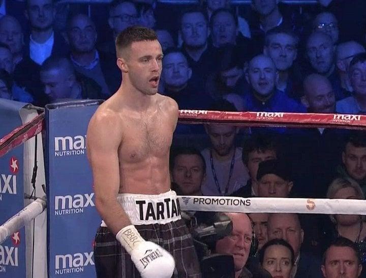 Unbeaten Josh Taylor earns shot at world title with brilliant win over Viktor Postol