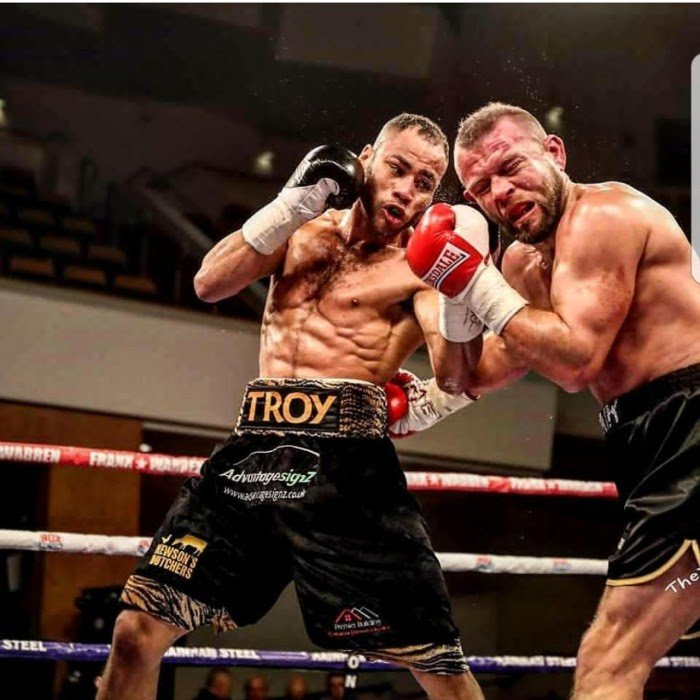 Troy Williamson - Former ABA champion Troy Williamson is set for a busy few weeks of action as he prepares for back-to-back bouts inside the space of eight weeks.