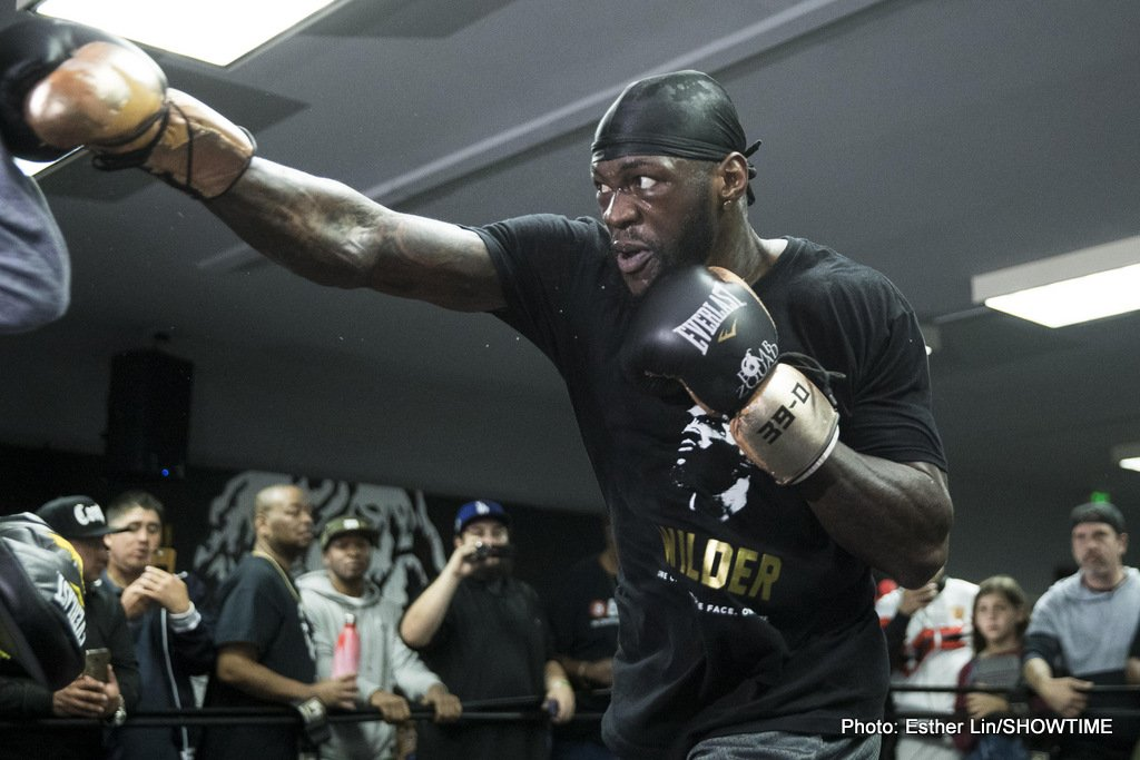 "Anthony Joshua, Deontay Wilder, Tyson Fury - Deontay Wilder says his upcoming fight with Tyson Fury (not yet signed, sealed and delivered, but from all indications very close to being so) is a ""humiliation"" for Anthony Joshua. The reigning WBC king says that ""real kings are supposed to fight each other,"" and that with Joshua failing to agree to face him (this is Wilder's take on things, not Joshua's) he now has an even bigger fight with the one against Fury."