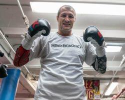 "Dmitry Bivol, Igor Mikhalkin, Sergey Kovalev, Sullivan Barrera - Sergey ""Krusher"" Kovalev - Two-Time Light Heavyweight World Champion"