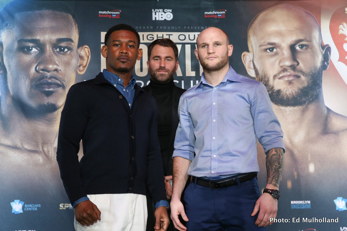 Daniel Jacobs Maciej Sulecki Boxing News