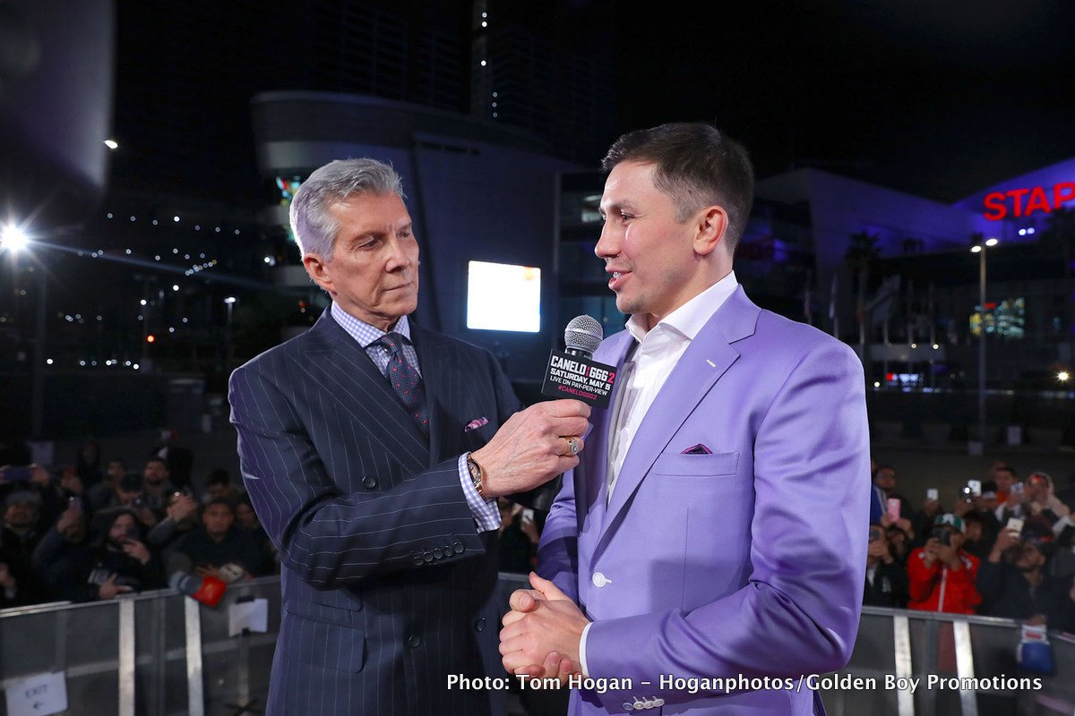 Sulaiman: GGG has every right to demand clarity on Canelo's positive drug test