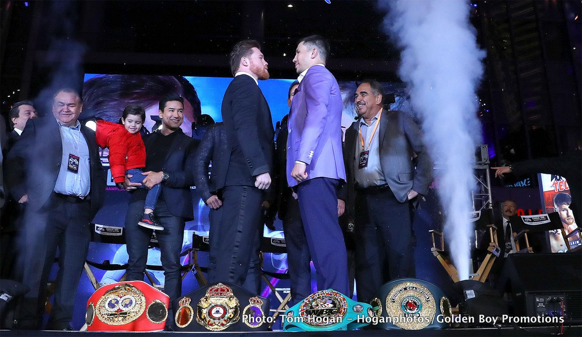 "Gennady Golovkin, Saul ""Canelo"" Alvarez - For the past few weeks the highly prestige World Boxing Council has been trying to strongly persuade Gennady Golovkin in taking the rematch with Canelo Alvarez. What's even more shocking is that the WBC took indirect shots at their middleweight champion when GGG didn't take the ridiculous and insulting offer that was made by Canelo and Golden Boy Promotions."