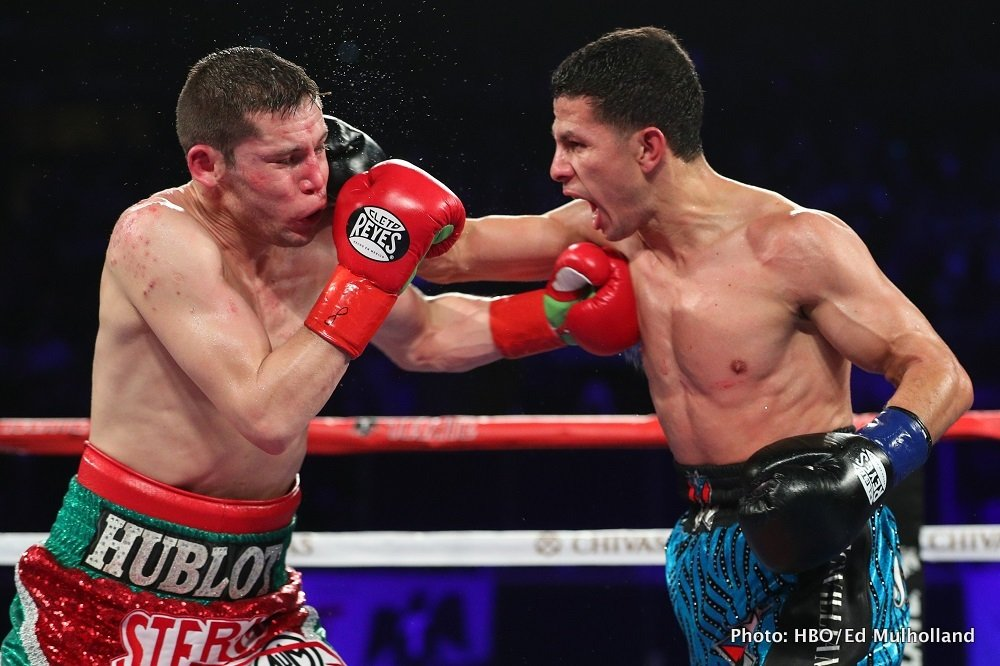 Results: McWilliams Arroyo defeats Carlos Cuadras