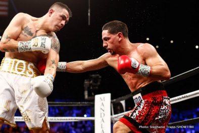 Brandon Rios Danny Garcia Boxing News Boxing Results Top Stories Boxing
