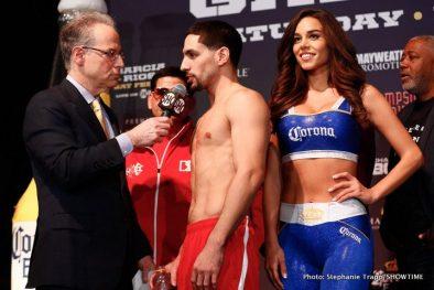 Brandon Rios Danny Garcia David Benavidez Ronald Gavril Boxing News