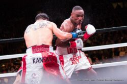 Devon Alexander, Victor Ortiz - Former world champions Victor Ortiz (32-6-3, 25 KOs) and Devon Alexander (27-4-1, 14 KOs) fought to majority draw in the exciting main event of Premier Boxing Champions on FOX and FOX Deportes Saturday night from Don Haskins Center on the UTEP campus in El Paso, Texas.