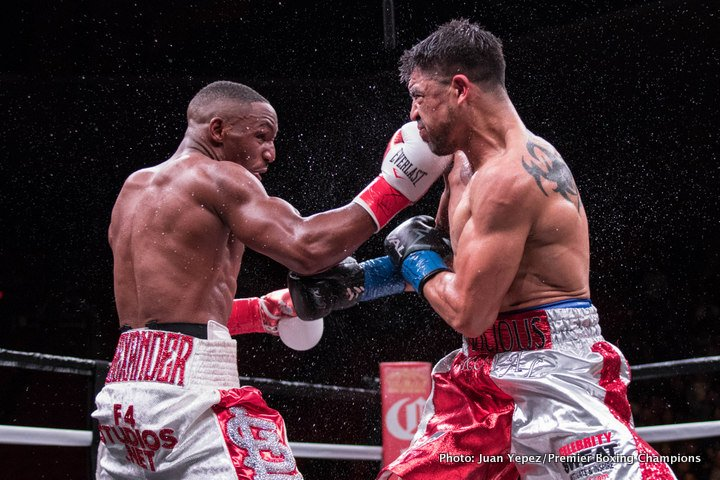 Devon Alexander -  Unbeaten heavyweight Onoriode Ehwarieme will now face Houston's Rodney Moore in an eight-round attraction as part of Premier Boxing Champions on FS1 and FOX Deportes Saturday, June 1 from Soboba Casino Resort in San Jacinto, California.