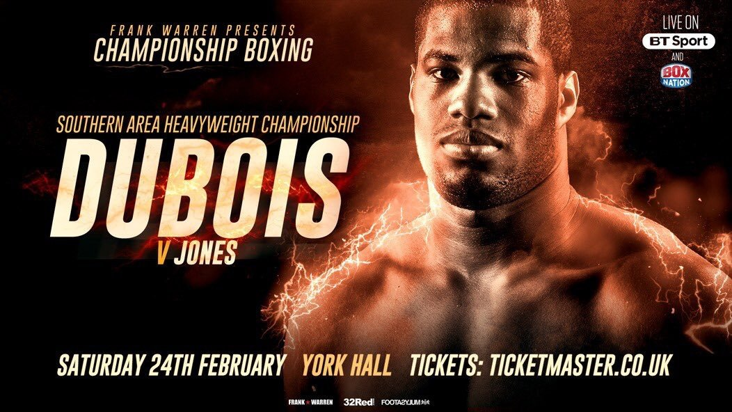 Anthony Yarde Daniel Dubois Boxing News British Boxing