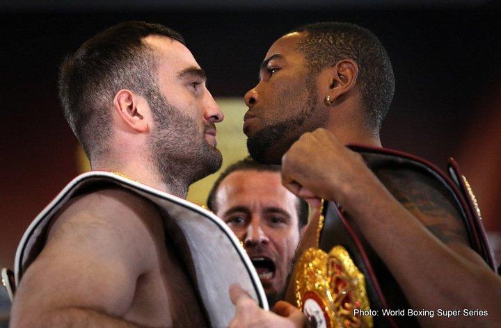 Yuniel Dorticos - The second semifinal of the World Boxing Super Series takes place this Saturday night in Sochi, Russia. On paper, this cruiserweight matchup between Murat Gassiev and Yunier Dorticos is by far the best opportunity of producing a fight of the year outcome. Both men have legit one-punch power as proven in recent fights. Prior to the WBSS neither fighter had much of a chance to secure large paydays against high-end talent. Now they find themselves a win away from an opportunity to become undisputed outright.