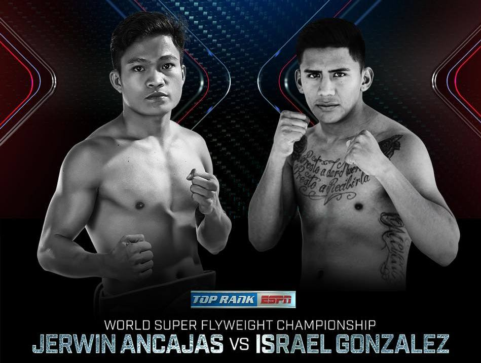 Jerwin Ancajas Boxing News Boxing Results