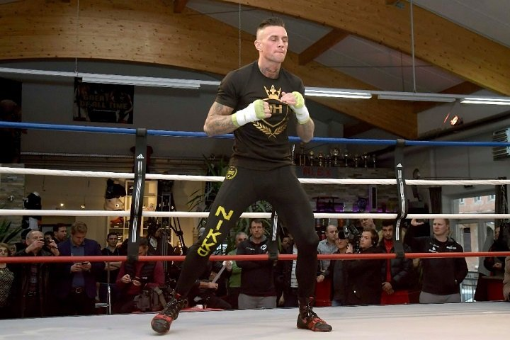 Nieky Holzken ready to upset Callum Smith in WBSS semifinals