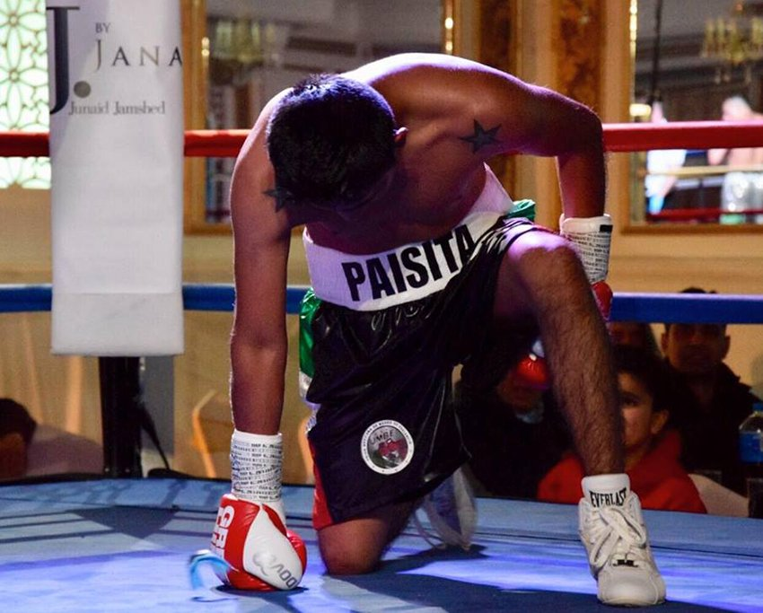 Results: Tasif Khan defeats Juan Lopez Martinez