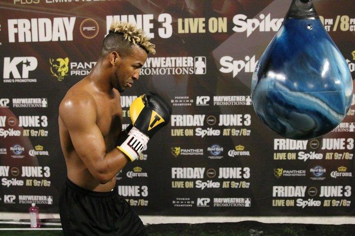 Kiryl Relikh Rances Barthelemy Boxing News