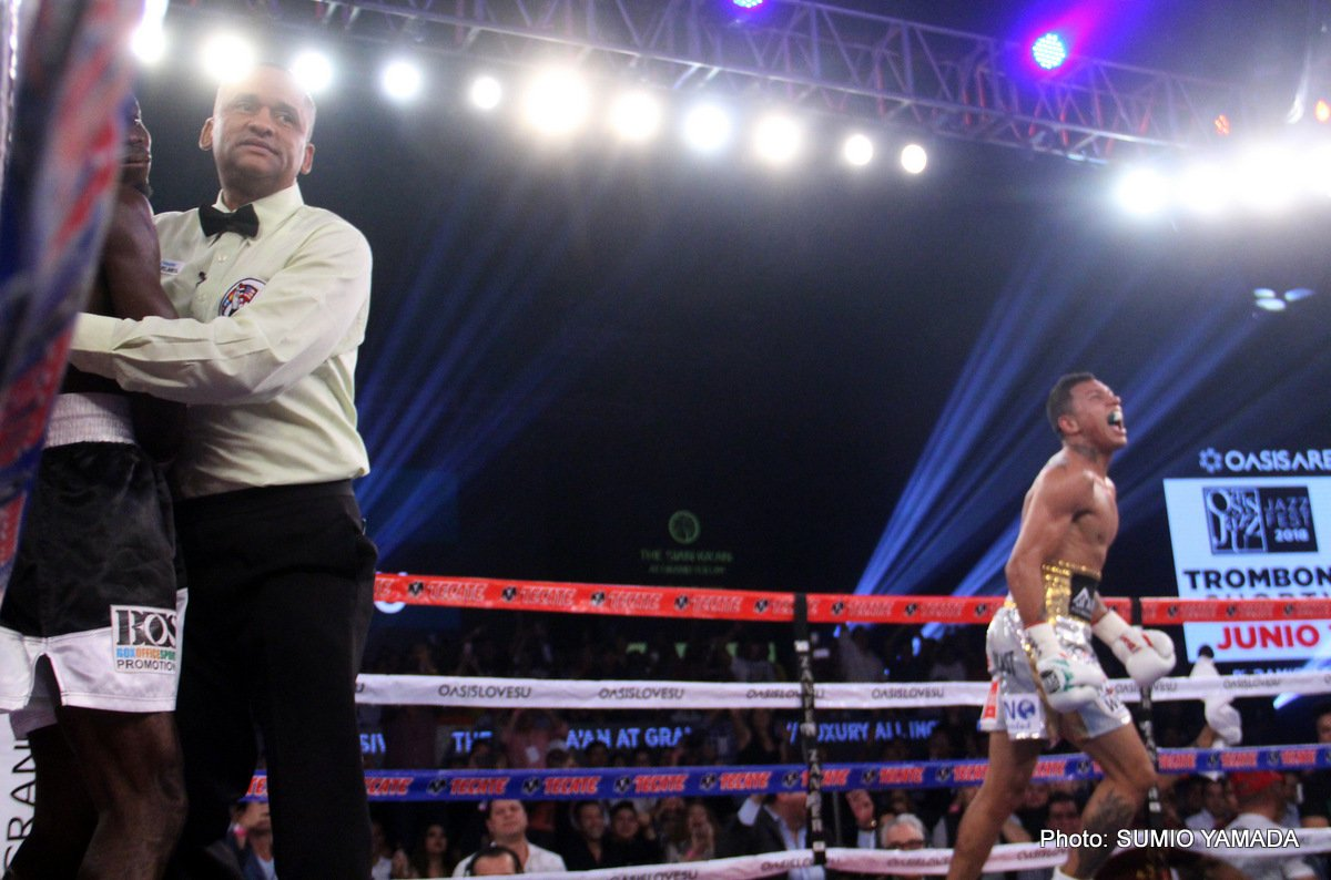 Miguel Berchelt Boxing News Boxing Results