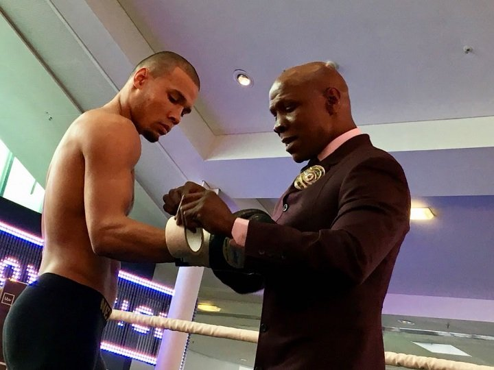 Chris Eubank Jr - Team Eubank have achieved something truly exceptional within the world of boxing.
