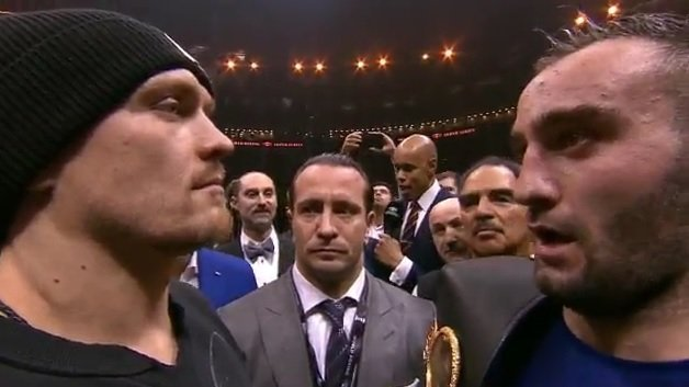 Murat Gassiev Oleksandr Usyk Boxing News Top Stories Boxing