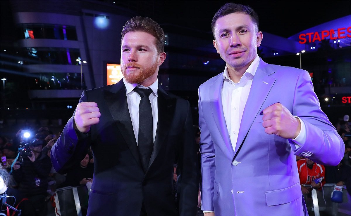 "Billy Joe Saunders Gennady Golovkin Saul ""Canelo"" Alvarez Boxing News"