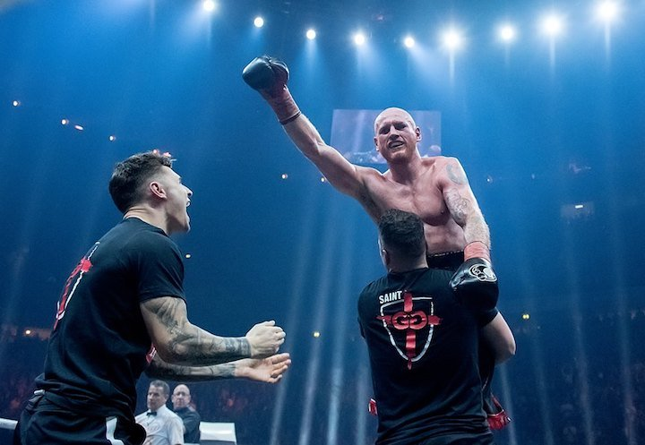 Callum Smith Chris Eubank Jr George Groves Juergen Braehmer Boxing News