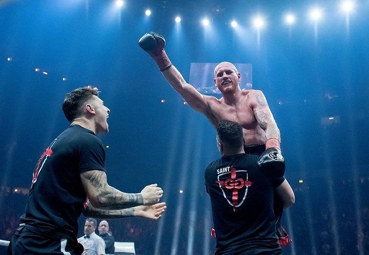Chris Eubank Jr George Groves Boxing News Boxing Results British Boxing