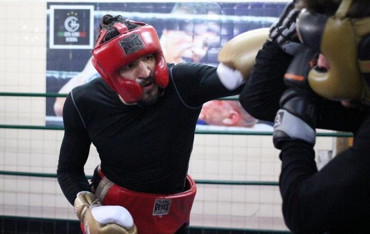 """Thomas Williams Jr - Light heavyweight prospect, Humberto """"Tito"""" Velazco (18-1-1, 12 KOs), who is managed by Prince Ranch Boxing's Greg Hannely and promoted by Damien Vazquez' Sugar Promotions, talks training camp and more ahead of his showdown with Thomas Williams Jr. (20-3, 14 KOs)."""