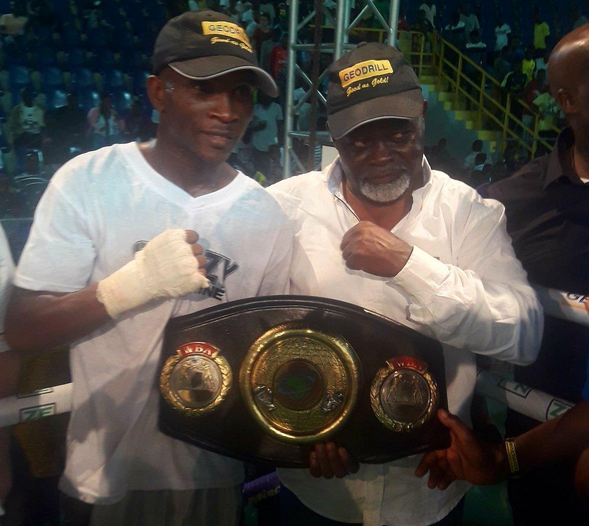 Wahab beats Ayala to become new WBA Pan-African champ