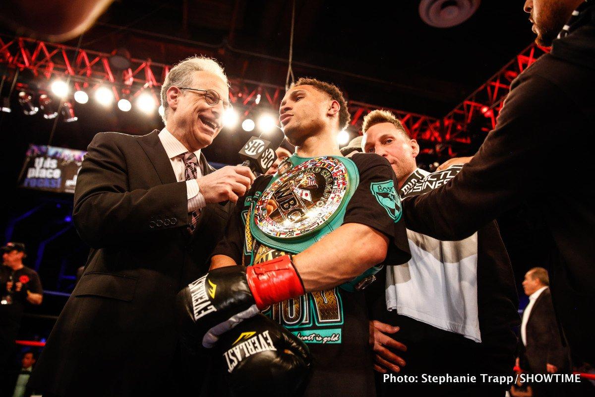 Regis Prograis - The winner of WBC Interim World Champion Regis Prograis vs top challenger Juan Jose Velasco on July 14 will enter the 140lb edition of the second season of the World Boxing Super Series.
