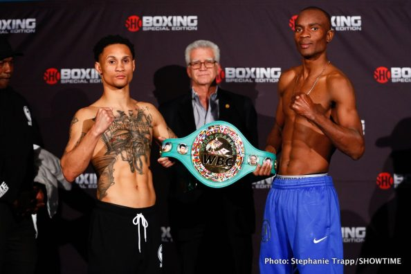 Julius Indongo Regis Prograis Boxing News