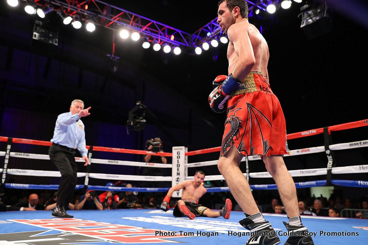 Ronny Rios Boxing News Boxing Results