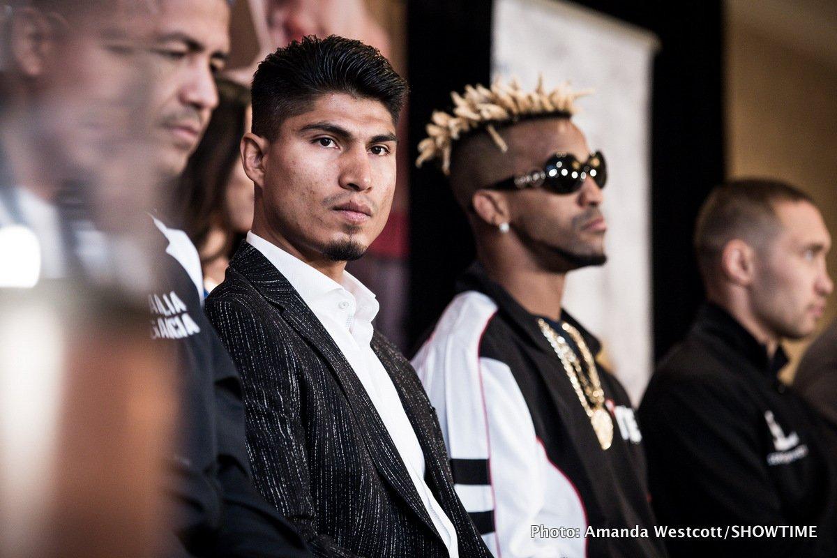 Kiryl Relikh Mikey Garcia Rances Barthelemy Sergey Lipinets Boxing News