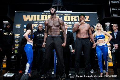 Andre Dirrell Deontay Wilder Jose Uzcategui Luis Ortiz Boxing News