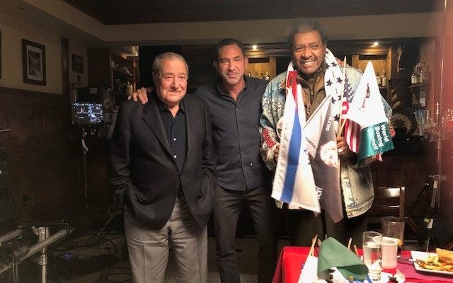 Bob Arum and Don King Talk Boxing with ESPN's Mark Kriegel