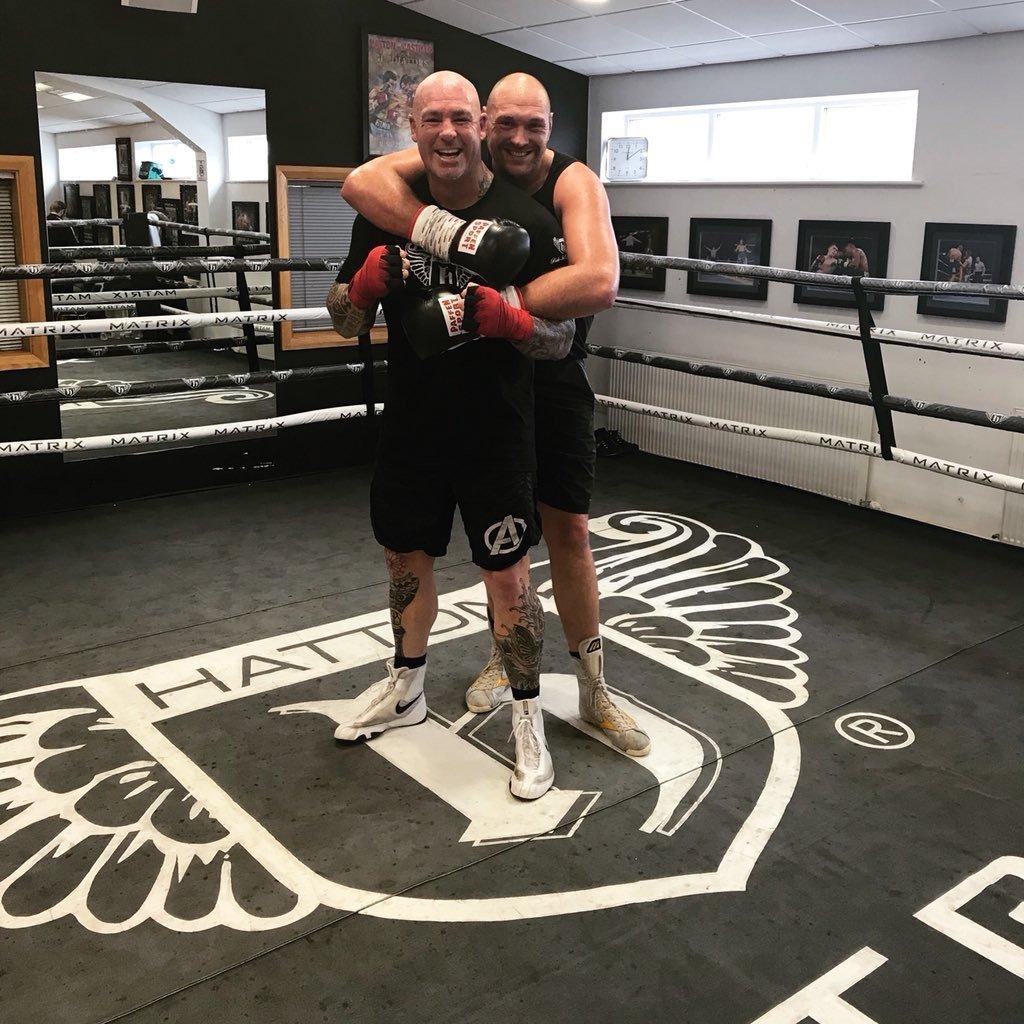Lucas Browne Tyson Fury Boxing News British Boxing