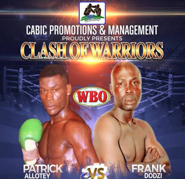 Clash of Warriors: Cabic Promotions announce maiden bill for April 7