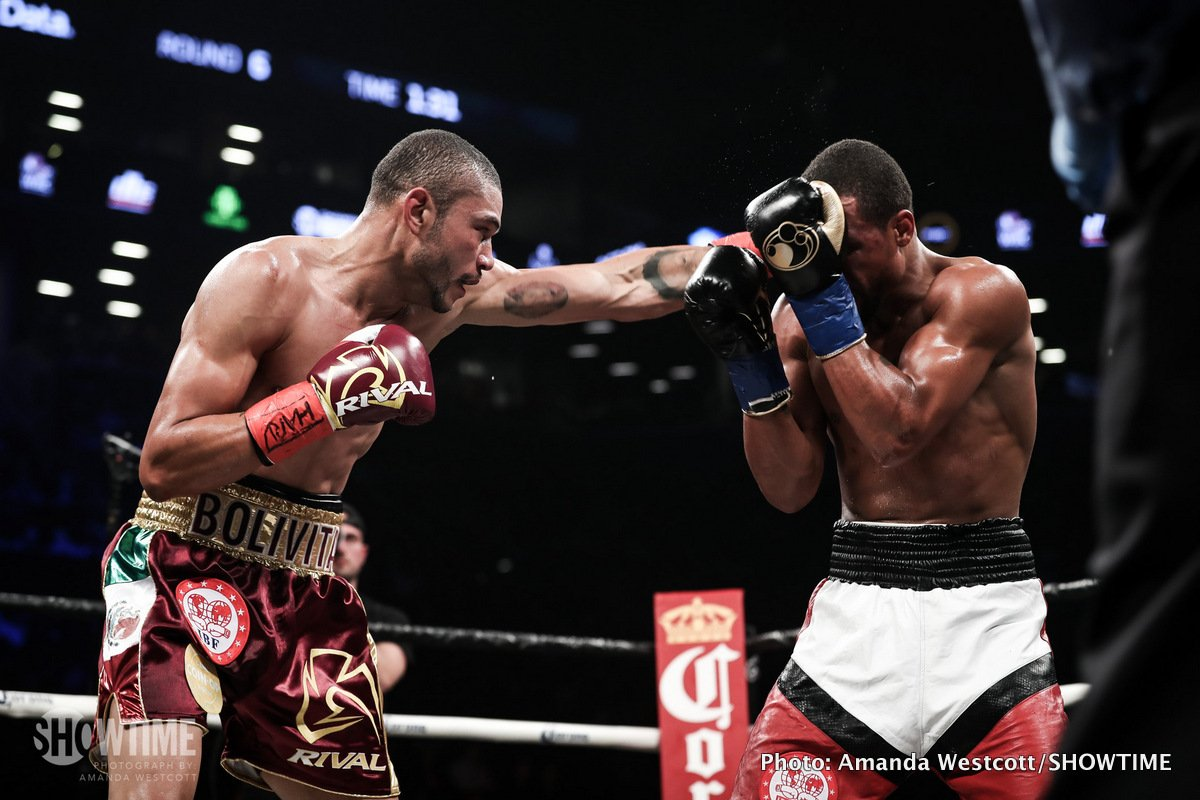 Andre Dirrell Jose Uzcategui Boxing News Boxing Results Top Stories Boxing