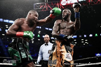 Andre Dirrell Deontay Wilder Jose Uzcategui Luis Ortiz Boxing News Boxing Results Top Stories Boxing