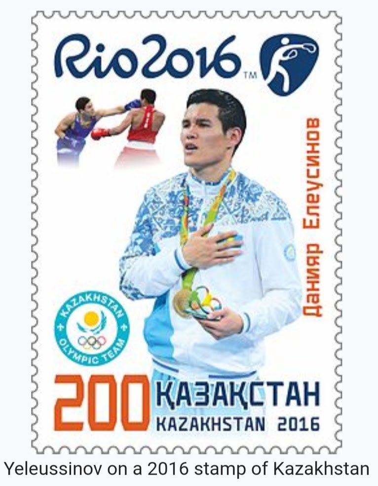 Daniyar Yeleussinov - Boxing Stars Management Group LLC is proud to announce the signing of 2016 Olympic Gold Medal winner, Daniyar Yeleussinov to an exclusive managerial contract.