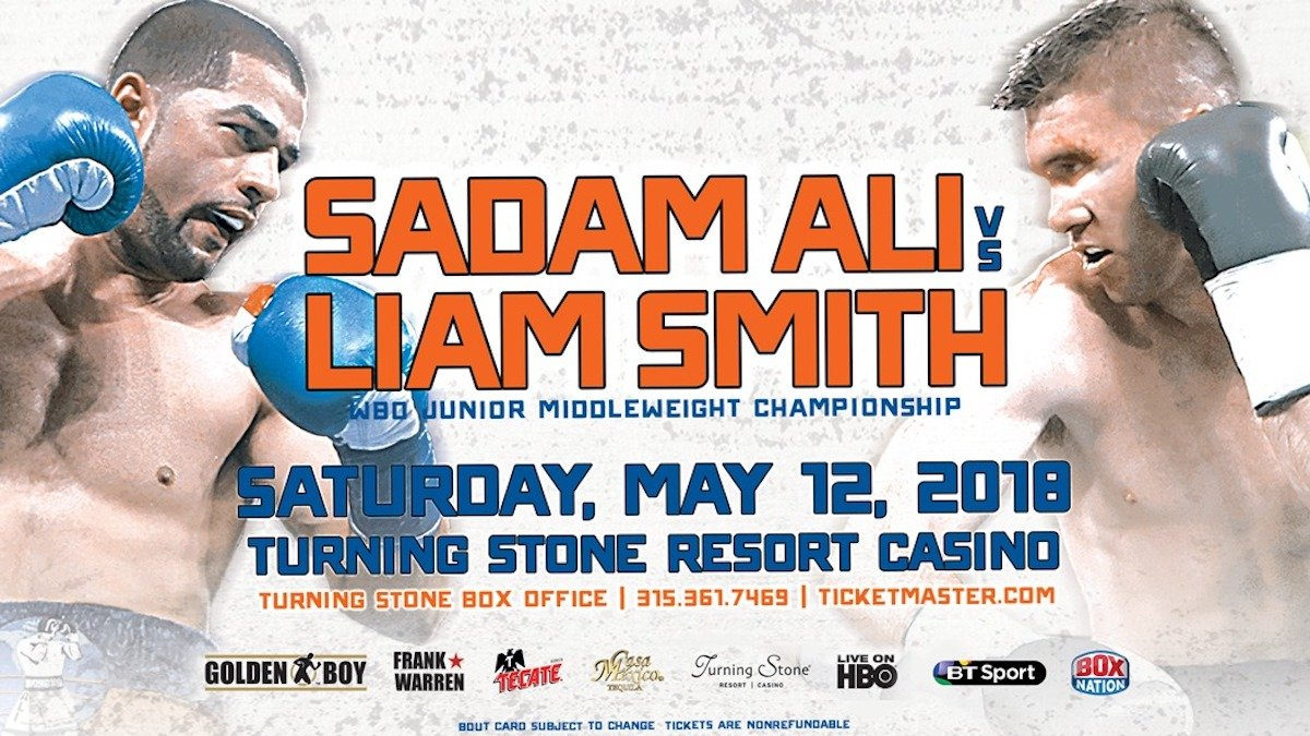 Liam Smith Sadam Ali Boxing News British Boxing