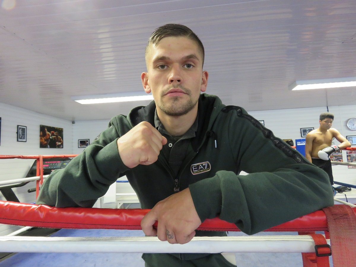 - Kane Baker feels like he's coming 'home' as an improved fighter ahead of his return to action at the Venue in Dudley next month.