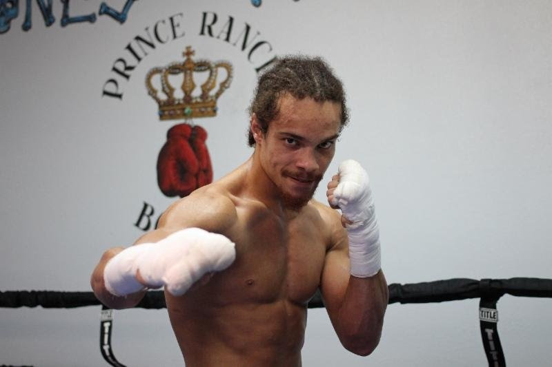 Blair Cobbs Makes Golden Boy Promotions Debut March 16 on LA Fight Club Card