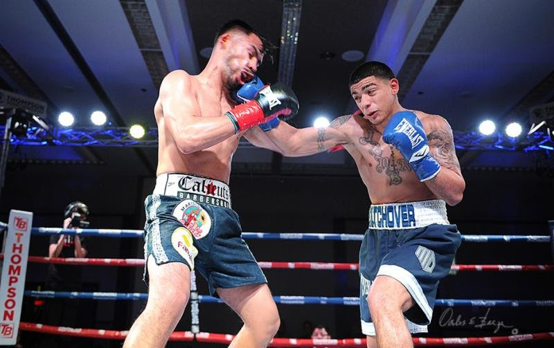Michael Dutchover - Boxing Results