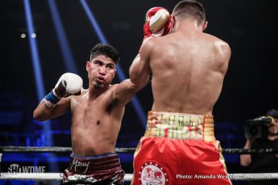 Kiryl Relikh Mikey Garcia Rances Barthelemy Sergey Lipinets Boxing News Boxing Results Top Stories Boxing