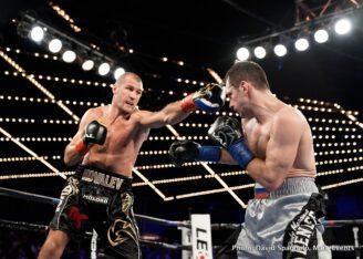 Igor Mikhalkin, Sergey Kovalev - Boxing News