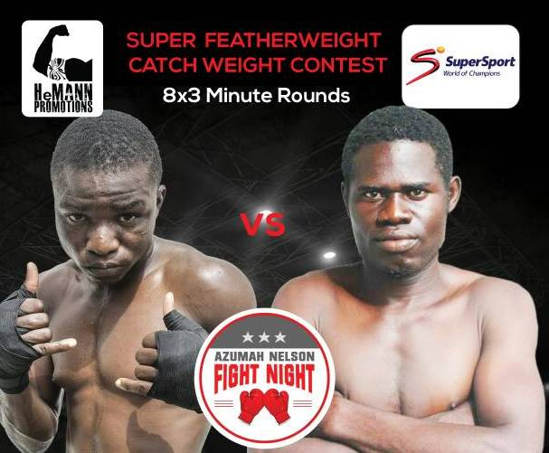 Wasiru Mohammed faces stern Ezekiel Annan test – Azumah Nelson Fight Night 5 round 2
