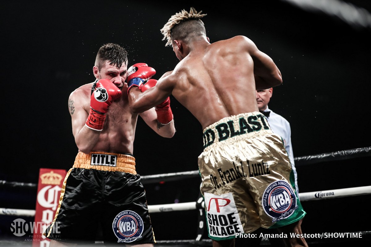 Kiryl Relkh Rances Barthelemy Boxing News Boxing Results Top Stories Boxing