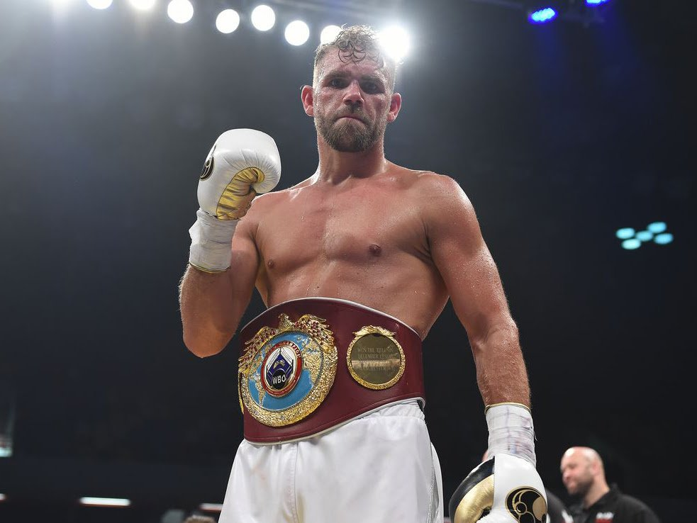Billy Joe Saunders Boxing News